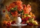 186876_wazon-kwiaty-serweta-jablka-gruszki